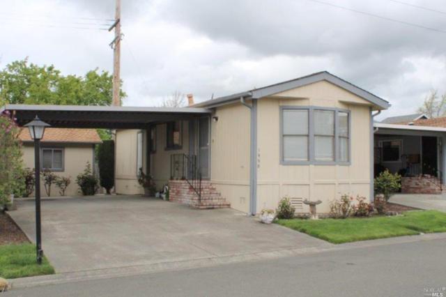 1558 Crown Road #88, Petaluma, CA 94954 (#21907596) :: RE/MAX GOLD