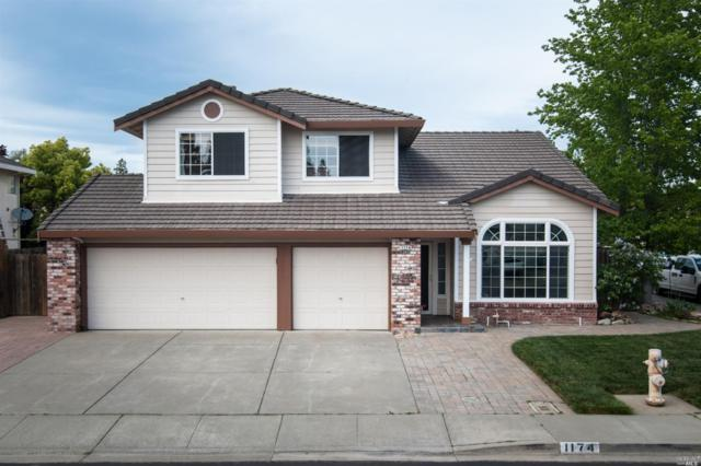 1174 Notre Dame Circle, Vacaville, CA 95687 (#21907765) :: Lisa Imhoff | Coldwell Banker Kappel Gateway Realty
