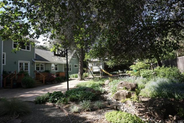 606 N B North Cloverdale Boulevard, Cloverdale, CA 95425 (#21909061) :: Michael Hulsey & Associates