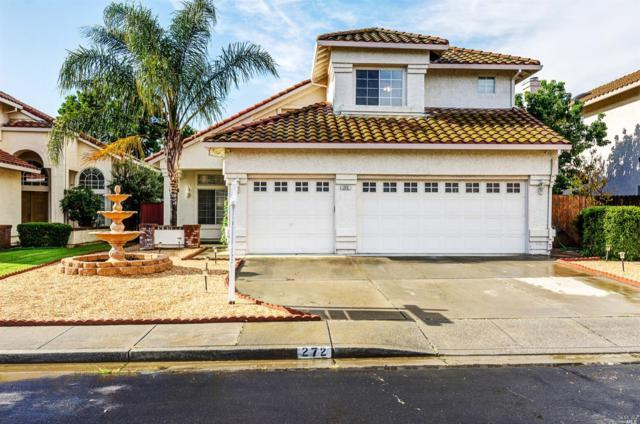 272 Sparrow Street, Vacaville, CA 95687 (#21911410) :: Rapisarda Real Estate