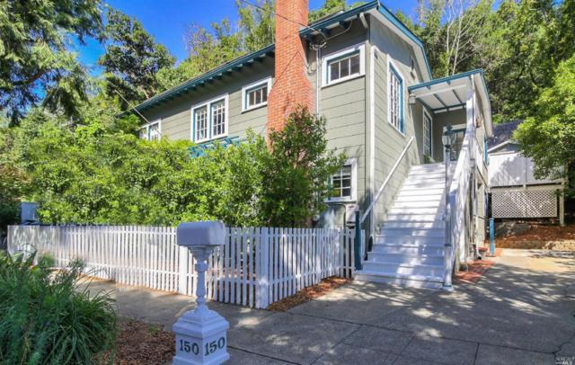 150 Cascade Drive, Fairfax, CA 94930 (#21911804) :: RE/MAX GOLD