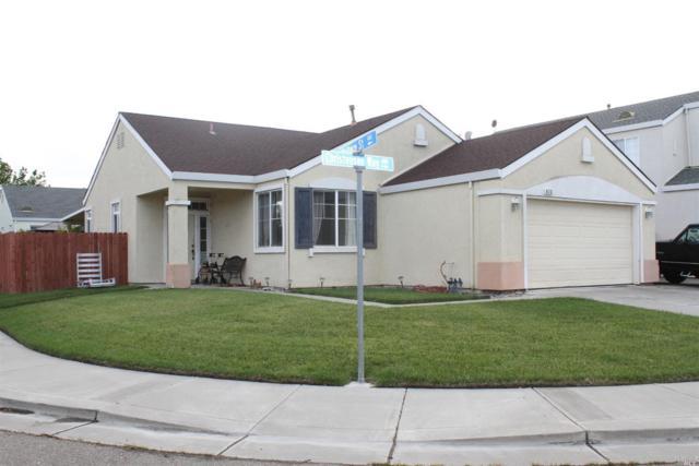 673 Christensen Way, Rio Vista, CA 94571 (#21912517) :: Michael Hulsey & Associates
