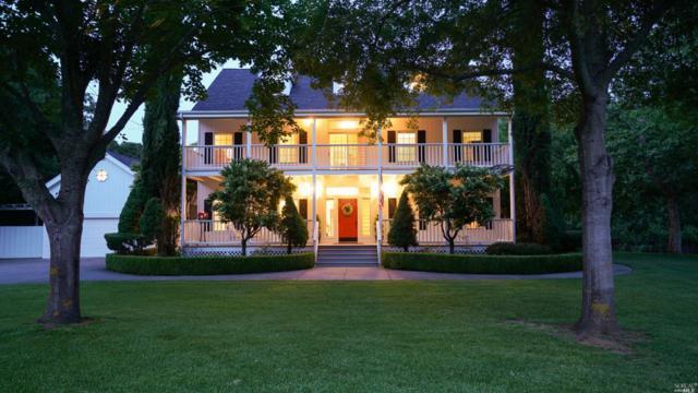 1080 Wooden Valley Cross Road, Napa, CA 94558 (#21915692) :: Rapisarda Real Estate