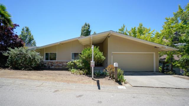 338 Via La Cumbre, Greenbrae, CA 94904 (#21916928) :: Rapisarda Real Estate