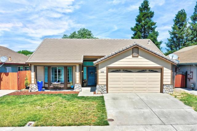745 Evans Road, Dixon, CA 95620 (#21917137) :: Michael Hulsey & Associates