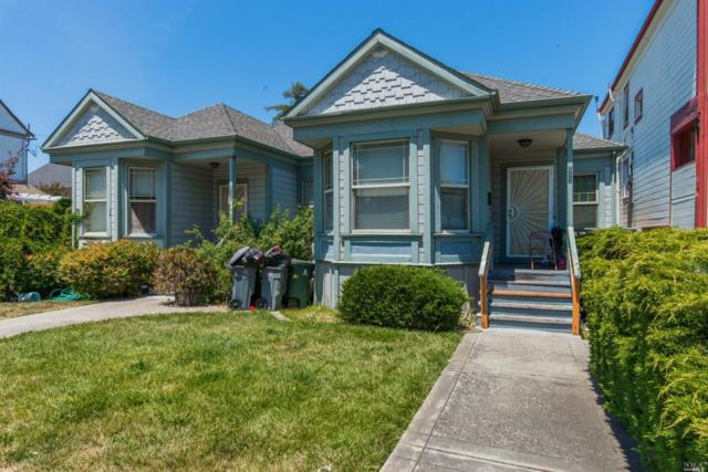 410-412 Alabama Street, Vallejo, CA 94590 (#21917407) :: Rapisarda Real Estate