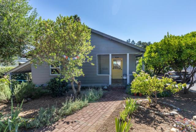824 Brown Street, Healdsburg, CA 95448 (#21918270) :: RE/MAX GOLD