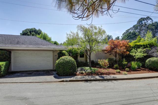 50 Pine Terrace, Tiburon, CA 94920 (#21918635) :: Rapisarda Real Estate