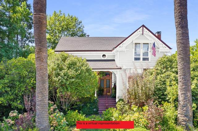 607 Johnson Street, Healdsburg, CA 95448 (#21923774) :: Golden Gate Sotheby's International Realty