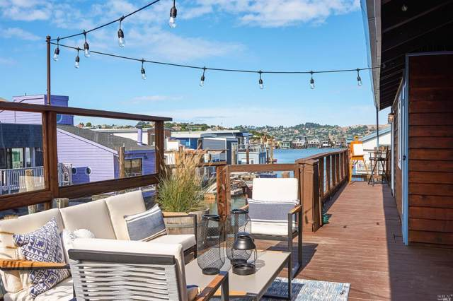 70 Liberty Dock, Sausalito, CA 94965 (#21923980) :: Intero Real Estate Services