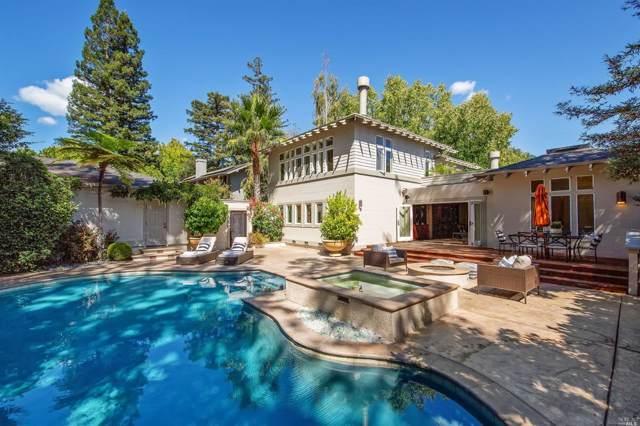 205 Laurel Grove Avenue, Kentfield, CA 94904 (#21924778) :: Team O'Brien Real Estate