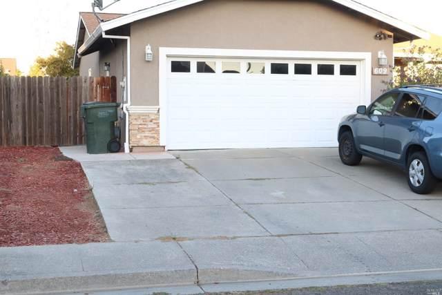 609 Placer Lane, Suisun City, CA 94585 (#21924859) :: W Real Estate | Luxury Team