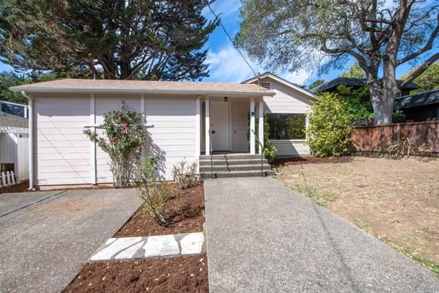 11 Mesa Avenue, Mill Valley, CA 94941 (#21925716) :: Rapisarda Real Estate