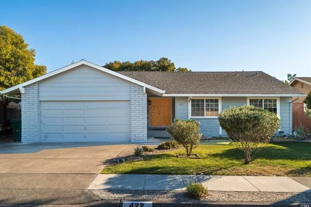 422 Terrace Boulevard, Healdsburg, CA 95448 (#21926329) :: RE/MAX GOLD