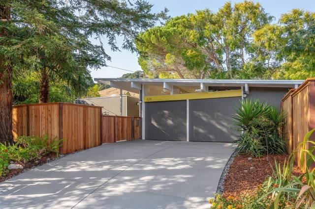 628 Blackberry Lane, San Rafael, CA 94903 (#21926598) :: W Real Estate | Luxury Team