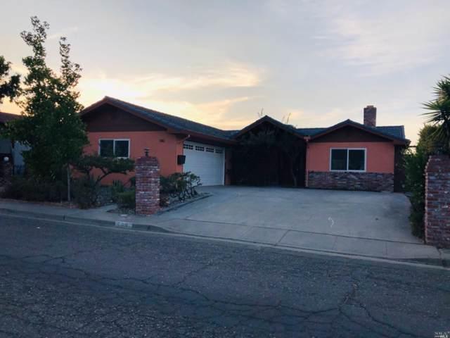 140 Silverview Court, Vallejo, CA 94591 (#21926631) :: Rapisarda Real Estate