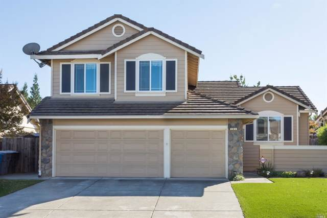 261 Larkspur Drive, Vacaville, CA 95687 (#21926660) :: Rapisarda Real Estate