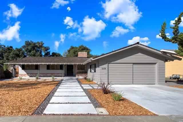 1228 Valle Vista Avenue, Vallejo, CA 94589 (#21927270) :: Rapisarda Real Estate