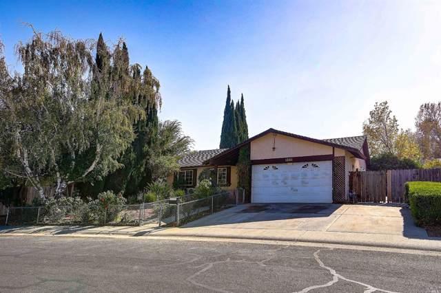 1201 Waxwing Drive, Suisun City, CA 94585 (#21927964) :: Rapisarda Real Estate