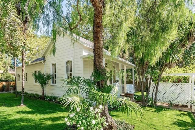 1362 Stockton Street, St. Helena, CA 94574 (#21928117) :: Team O'Brien Real Estate