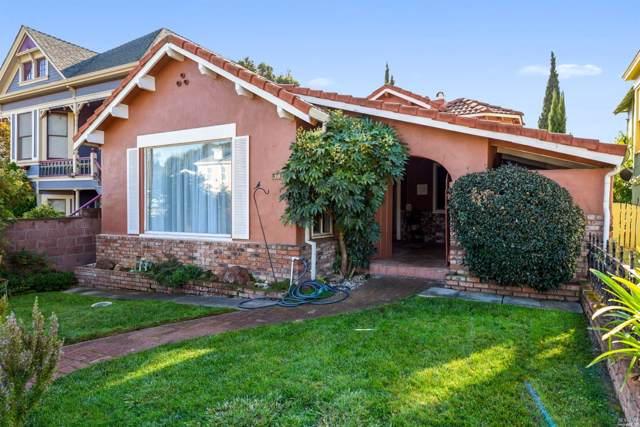 935 Virginia Street, Vallejo, CA 94590 (#21928210) :: Rapisarda Real Estate