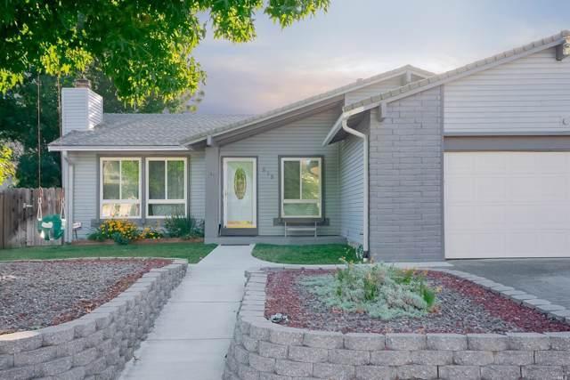 818 Heron Drive, Suisun City, CA 94585 (#21928297) :: Rapisarda Real Estate