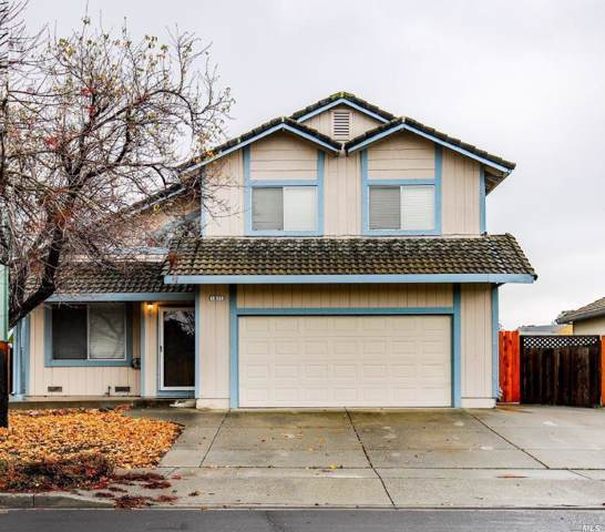 1075 Peppertree Drive, Fairfield, CA 94533 (#22000382) :: RE/MAX GOLD