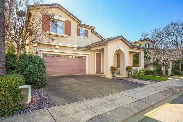 39 Summerbrooke Circle, Napa, CA 94558 (#22001681) :: Rapisarda Real Estate