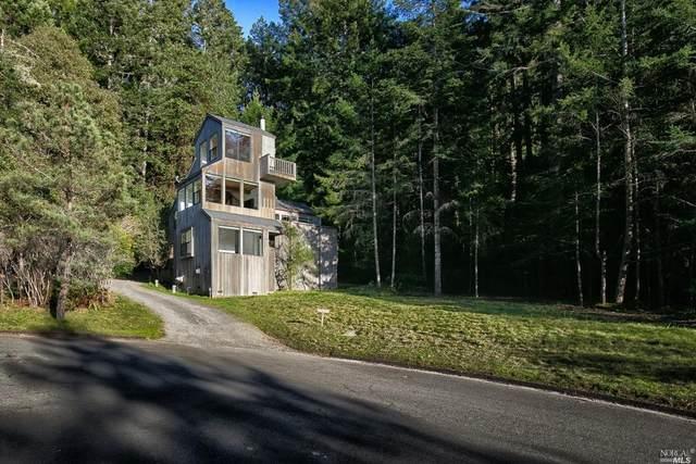42231 Deer Trail Road, The Sea Ranch, CA 95497 (#22001867) :: Team O'Brien Real Estate