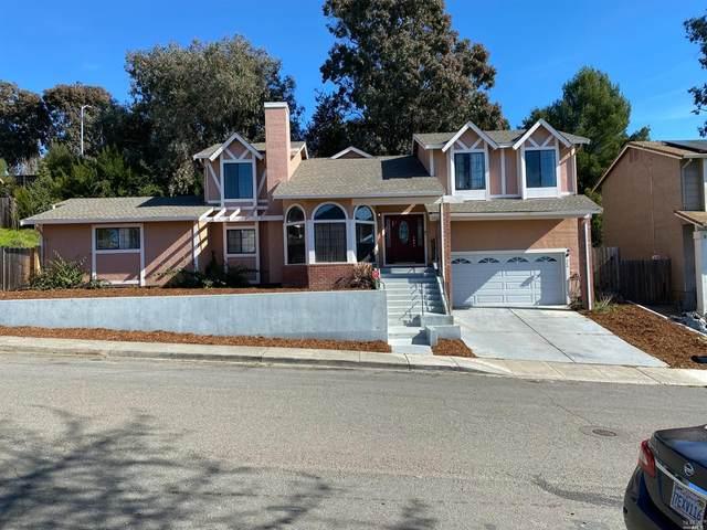 260 Riverview Drive, Vallejo, CA 94589 (#22002131) :: W Real Estate | Luxury Team