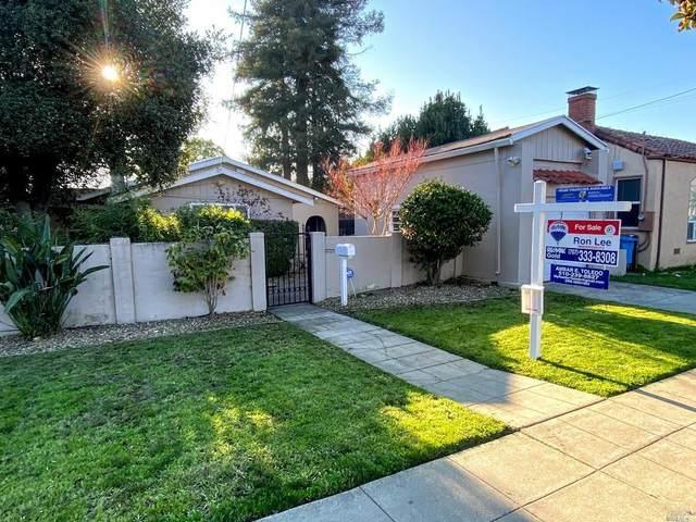 507 Central Avenue, Vallejo, CA 94590 (#22002546) :: W Real Estate | Luxury Team