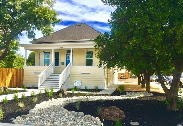141 S 1st Street, Dixon, CA 95620 (#22003208) :: Rapisarda Real Estate