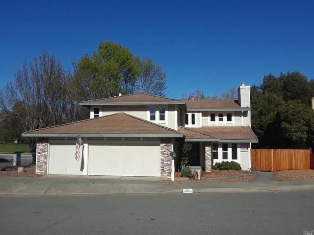 1 Redbud Court, Novato, CA 94945 (#22003532) :: Kendrick Realty Inc - Bay Area
