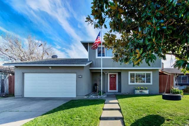 409 Wigeon Way, Suisun City, CA 94585 (#22003597) :: Rapisarda Real Estate