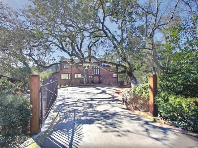 160 Prospect Avenue, San Anselmo, CA 94960 (#22004041) :: RE/MAX GOLD
