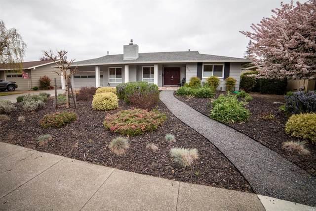 6691 Oakmont Drive, Santa Rosa, CA 95409 (#22004118) :: W Real Estate   Luxury Team