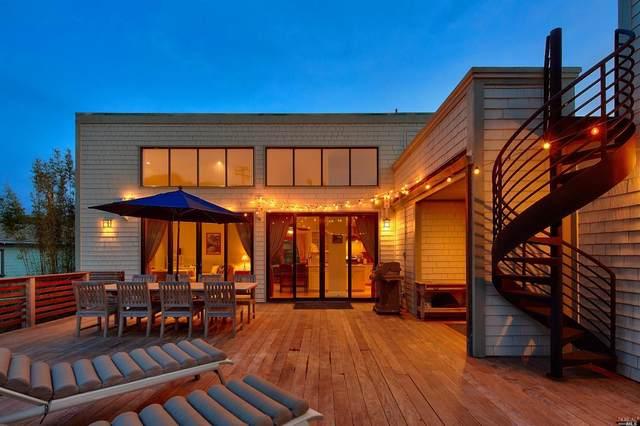 1 Jose Patio, Stinson Beach, CA 94970 (#22004764) :: Rapisarda Real Estate