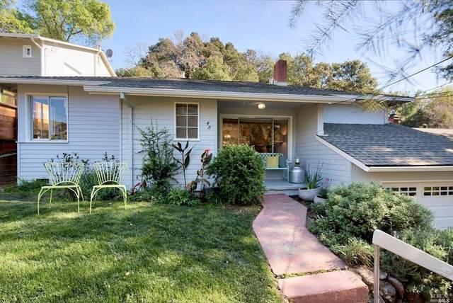 48 Monterey Avenue, San Anselmo, CA 94960 (#22005076) :: Team O'Brien Real Estate