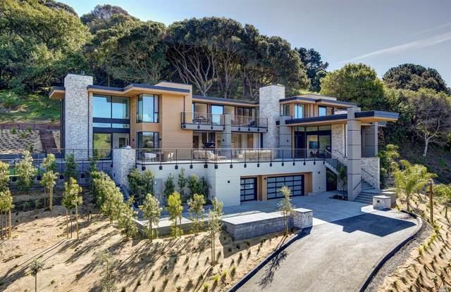 3 Trestle Glen Circle, Tiburon, CA 94920 (#22005449) :: Team O'Brien Real Estate