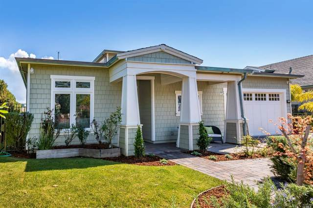 228 Trinidad Drive, Tiburon, CA 94920 (#22006032) :: Team O'Brien Real Estate
