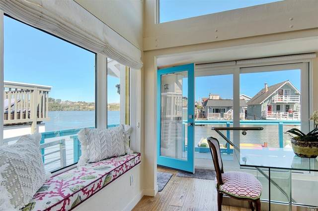 39 W Pier, Sausalito, CA 94965 (#22006131) :: Team O'Brien Real Estate