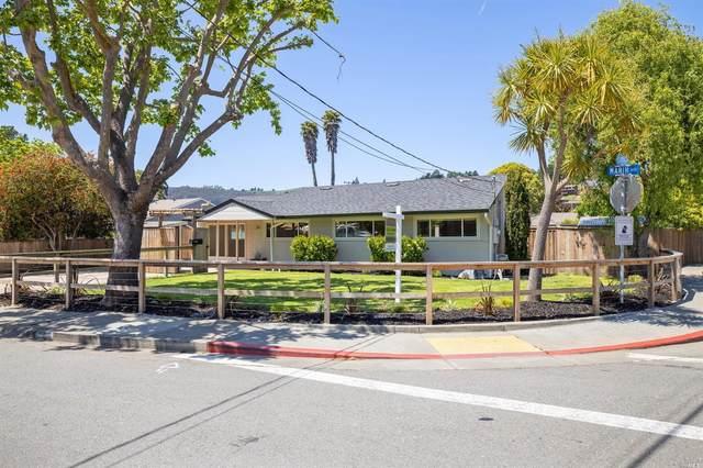 216 Marin Avenue, Mill Valley, CA 94941 (#22006551) :: Rapisarda Real Estate