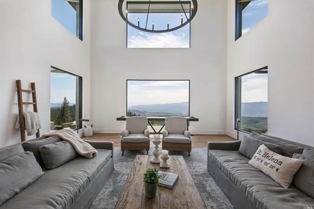1527 Las Posadas Road, Angwin, CA 94508 (#22007177) :: Team O'Brien Real Estate