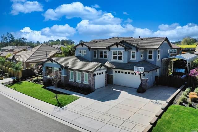 4054 Greenfield Court, Vacaville, CA 95688 (#22007254) :: Rapisarda Real Estate