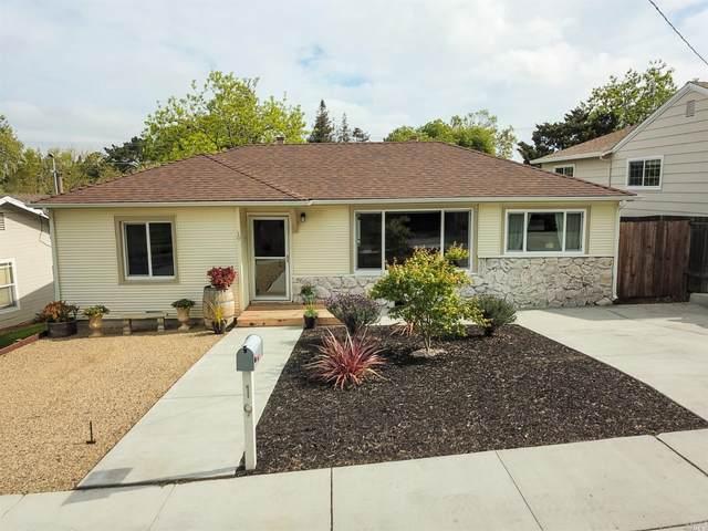 19 Linda Vista Street, Benicia, CA 94510 (#22007411) :: Rapisarda Real Estate