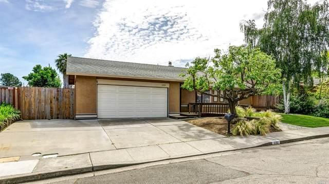1232 Monte Vista Court, Benicia, CA 94510 (#22007703) :: Hiraeth Homes