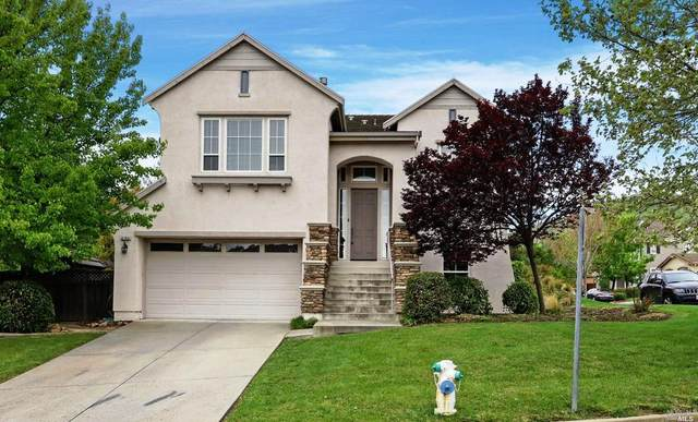 2763 Overlook Drive, Vallejo, CA 94591 (#22007765) :: Hiraeth Homes