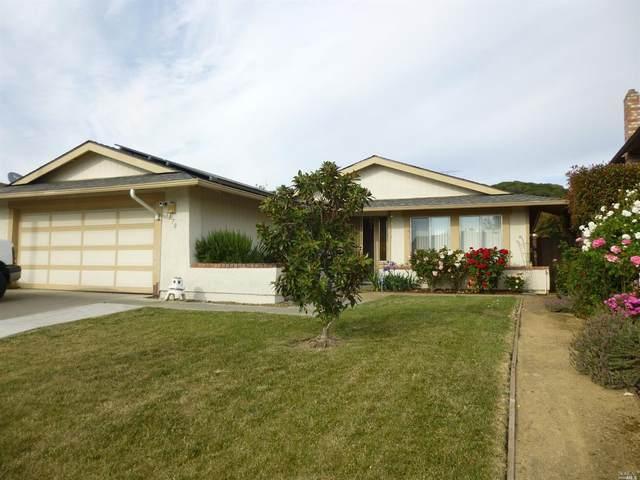 1370 Corcoran Avenue, Vallejo, CA 94589 (#22008843) :: W Real Estate | Luxury Team