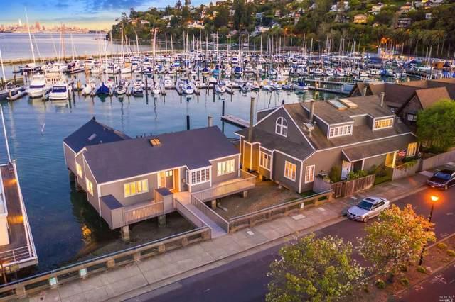 58 Beach Road, Belvedere, CA 94920 (#22009124) :: RE/MAX GOLD