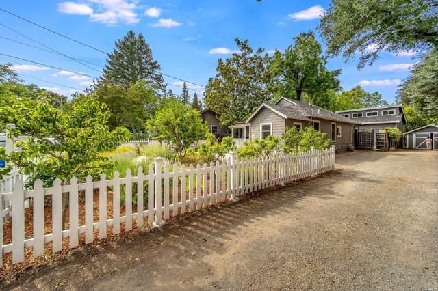 1010 Myrtle Street, Calistoga, CA 94515 (#22009146) :: Hiraeth Homes